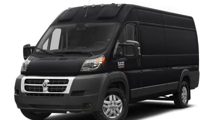 2018 RAM ProMaster 3500 - Extended Cargo Van 159 in. WB (High Roof)