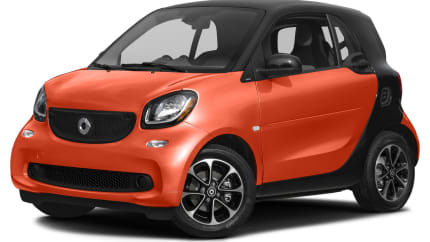 2017 smart fortwo - 2dr Coupe (pure)