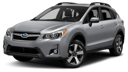 2016 Subaru Crosstrek Hybrid - 4dr All-wheel Drive (Base)