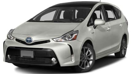 2017 Toyota Prius v - 5dr Wagon (Five)