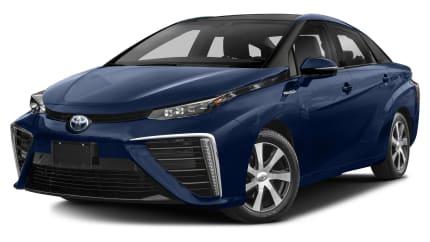 2017 Toyota Mirai - 4dr Sedan (Base)