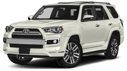 2018 Toyota 4Runner - 4dr 4x2 (Limited)