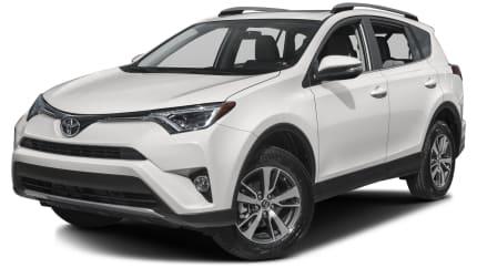 2018 Toyota RAV4 - 4dr Front-wheel Drive (XLE)