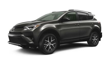 2018 Toyota RAV4 - 4dr Front-wheel Drive (Platinum)