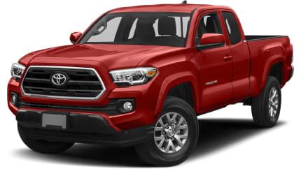 2018 Toyota Tacoma - 4x2 Access Cab 127.4 in. WB (SR5)