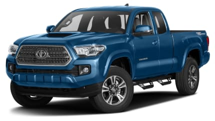 2018 Toyota Tacoma - 4x2 Access Cab 127.4 in. WB (TRD Sport V6)