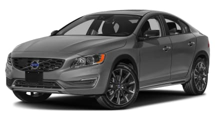 2018 Volvo S60 Cross Country - 4dr All-wheel Drive Sedan (T5)