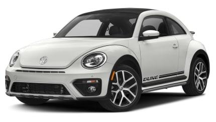 2018 Volkswagen Beetle - 2dr Hatchback (2.0T Dune)