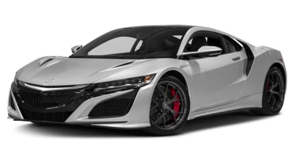 2017 Acura NSX - 2dr All-wheel Drive Coupe (Base)