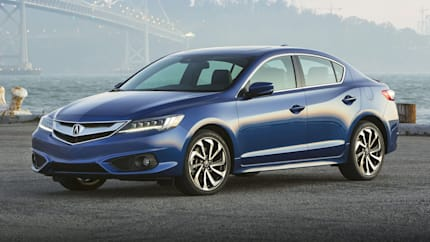 2018 Acura ILX - 4dr Sedan (AcuraWatch Plus Package)