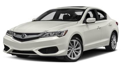 2017 Acura ILX - 4dr Sedan (AcuraWatch Plus Package)