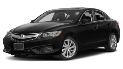 2017 Acura ILX - 4dr Sedan (Technology Plus Package)
