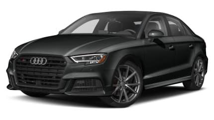2018 Audi S3 - 4dr All-wheel Drive quattro Sedan (2.0T Premium Plus)