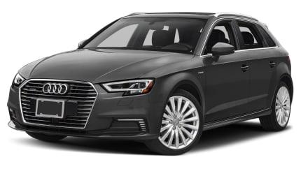 2018 Audi A3 e-tron - 4dr Front-wheel Drive Sportback (1.4T Premium)