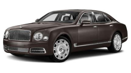2018 Bentley Mulsanne - 4dr Sedan (Base)
