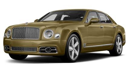 2018 Bentley Mulsanne - 4dr Sedan (Speed)