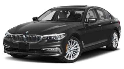 2018 BMW 530 - 4dr Rear-wheel Drive Sedan (i)
