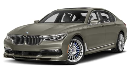 2018 BMW ALPINA B7 - 4dr All-wheel Drive Sedan (xDrive)
