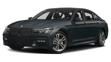 2018 BMW 740e - 4dr All-wheel Drive Sedan (xDrive iPerformance)