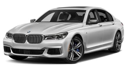 2018 BMW M760 - 4dr All-wheel Drive (i xDrive)