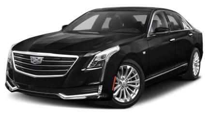 2018 Cadillac CT6 PLUG-IN - 4dr Rear-wheel Drive Sedan (Base)