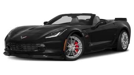 2019 Chevrolet Corvette - 2dr Convertible (Grand Sport)