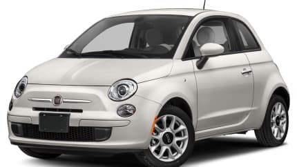 2017 FIAT 500 - 2dr Hatchback (Pop)