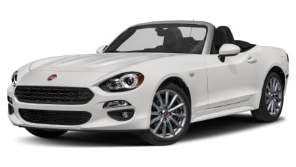 2018 FIAT 124 Spider - 2dr Convertible (Lusso)