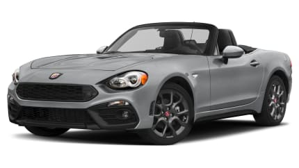 2018 FIAT 124 Spider - 2dr Convertible (Abarth)