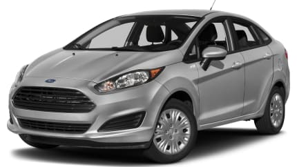 2018 Ford Fiesta - 4dr Sedan (S)