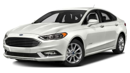 2018 Ford Fusion Hybrid - 4dr Front-wheel Drive Sedan (S)