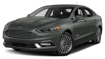 2018 Ford Fusion Hybrid - 4dr Front-wheel Drive Sedan (Titanium)