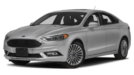 2018 Ford Fusion Hybrid - 4dr Front-wheel Drive Sedan (Platinum)