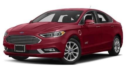 2018 Ford Fusion Energi - 4dr Front-wheel Drive Sedan (Titanium)
