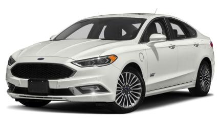 2018 Ford Fusion Energi - 4dr Front-wheel Drive Sedan (Platinum)
