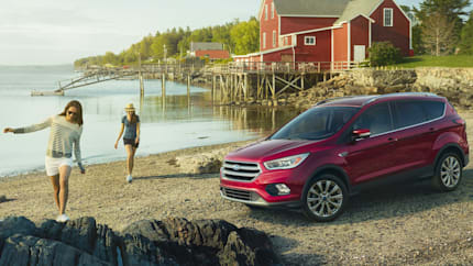 2018 Ford Escape - 4dr Front-wheel Drive (SEL)