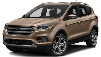 2018 Ford Escape - 4dr Front-wheel Drive (Titanium)