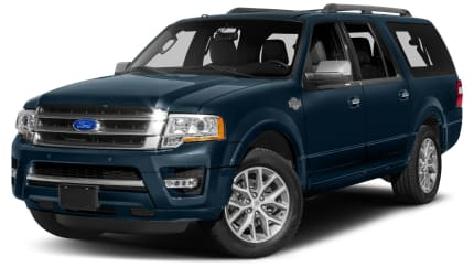 2017 Ford Expedition EL - 4dr 4x2 (King Ranch)