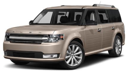 2018 Ford Flex - 4dr Front-wheel Drive (SE)