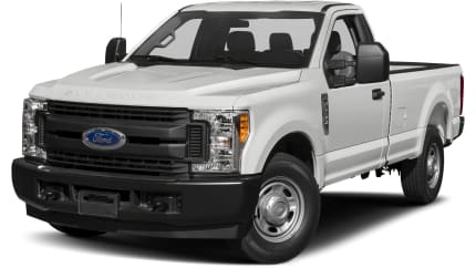 2018 Ford F-250 - 4x2 SD Regular Cab 8 ft. box 142 in. WB SRW (XL)