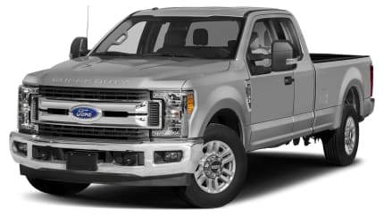 2018 Ford F-250 - 4x2 SD Super Cab 6.75 ft. box 148 in. WB SRW (XLT)