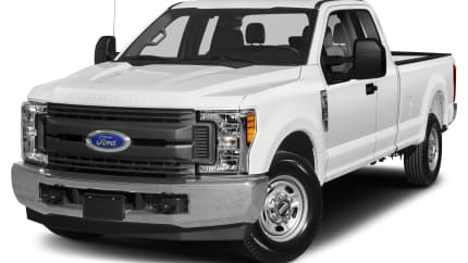 2018 Ford F-250 - 4x2 SD Super Cab 6.75 ft. box 148 in. WB SRW (XL)