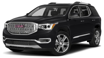 gmc acadia prices reviews and new model information. Black Bedroom Furniture Sets. Home Design Ideas