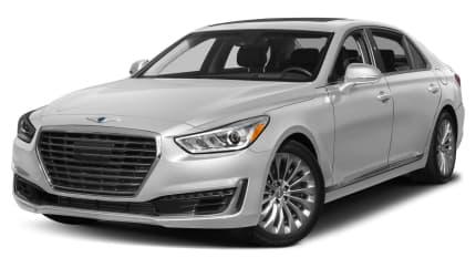 2018 Genesis G90 - 4dr Rear-wheel Drive Sedan (3.3T Premium)