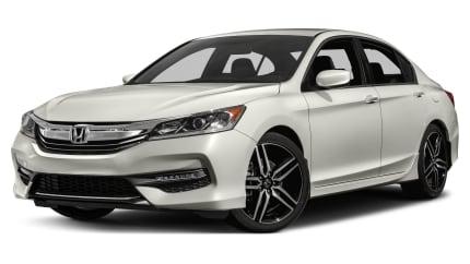 2017 Honda Accord - 4dr Sedan (Sport)