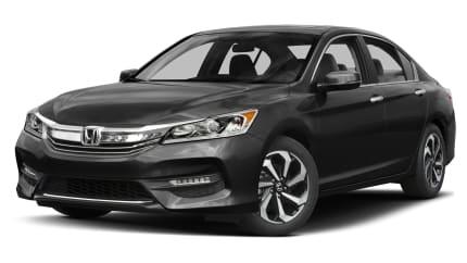 2017 Honda Accord - 4dr Sedan (EX)