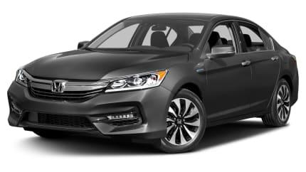 2017 Honda Accord Hybrid - 4dr Sedan (Base)