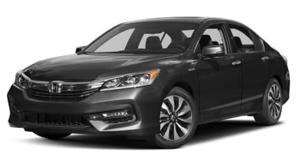 2017 Honda Accord Hybrid - 4dr Sedan (EX-L)
