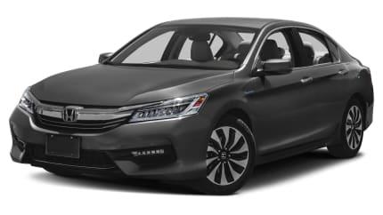 2017 Honda Accord Hybrid - 4dr Sedan (Touring)