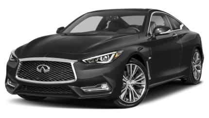 2017 INFINITI Q60 - 2dr Rear-wheel Drive Coupe (2.0t)